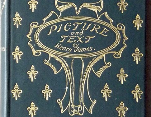 Henry James: Bild & Text I (Jan-Frederik Bandel, Michael Glasmeier, Alexander Roob)