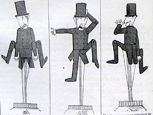 Félix Nadar I (Revue Comique  1848 -1849)