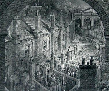 Gustave Doré in der Tradition der London – Reportage III: Dritte Männer [Gustave Doré in der Tradition der London – Reportage III: Dritte Männer] (Alexander Roob)